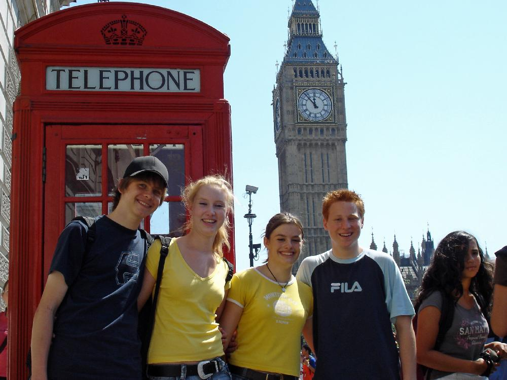 FHC Sprachreisen - England, London Big Ben 4
