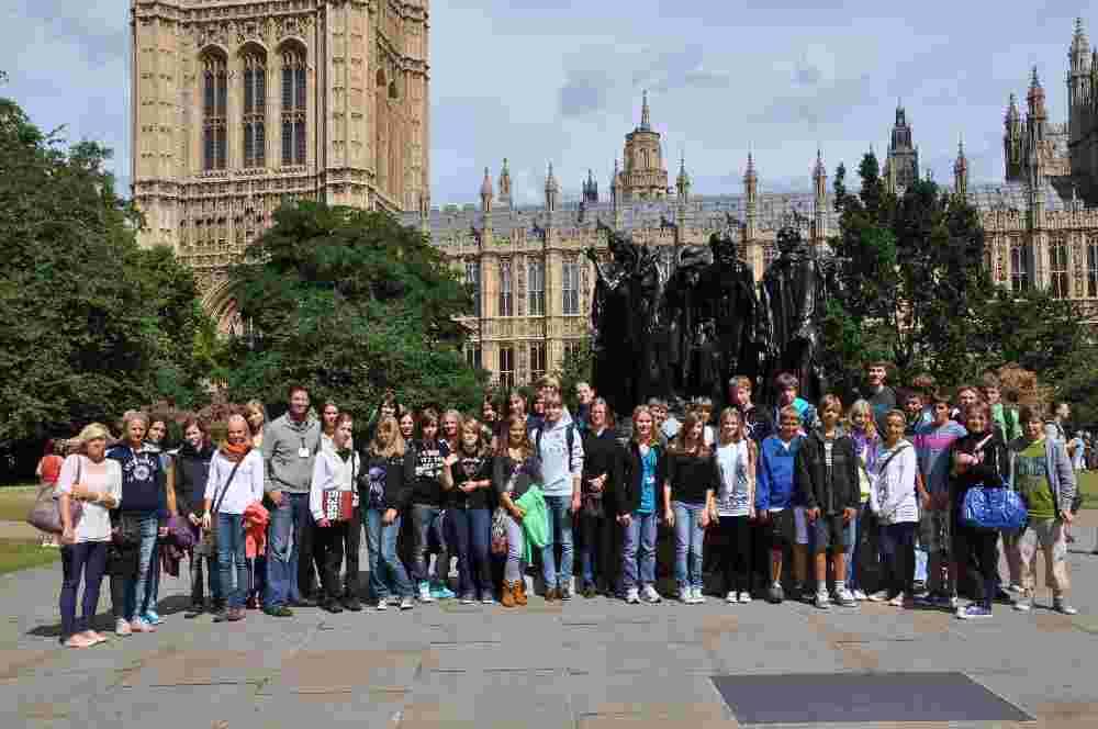 FHC Sprachreisen - England, Parliament 20