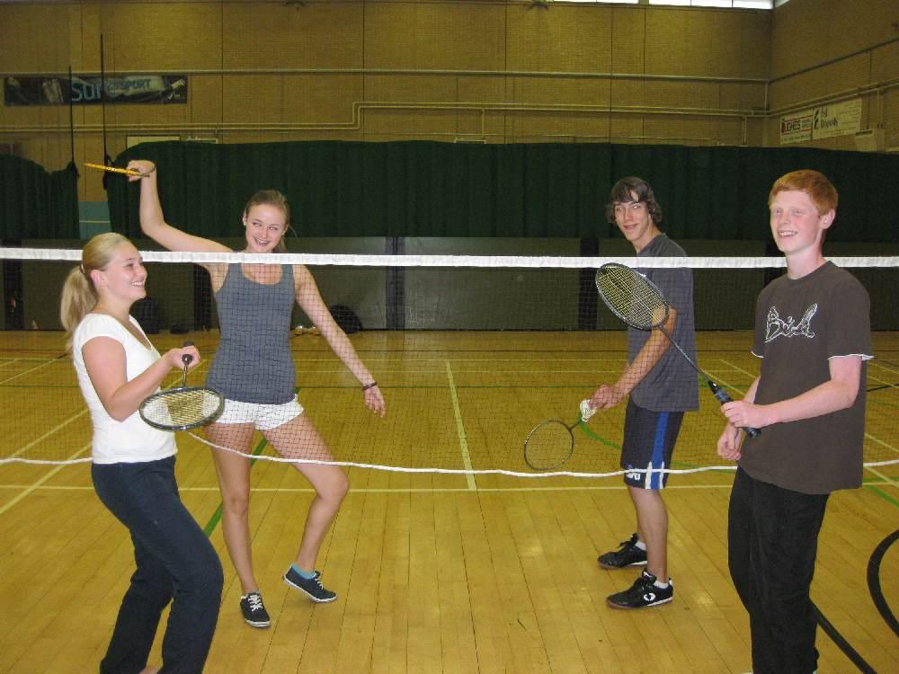 FHC Sprachreisen - England, Sport, Badminton