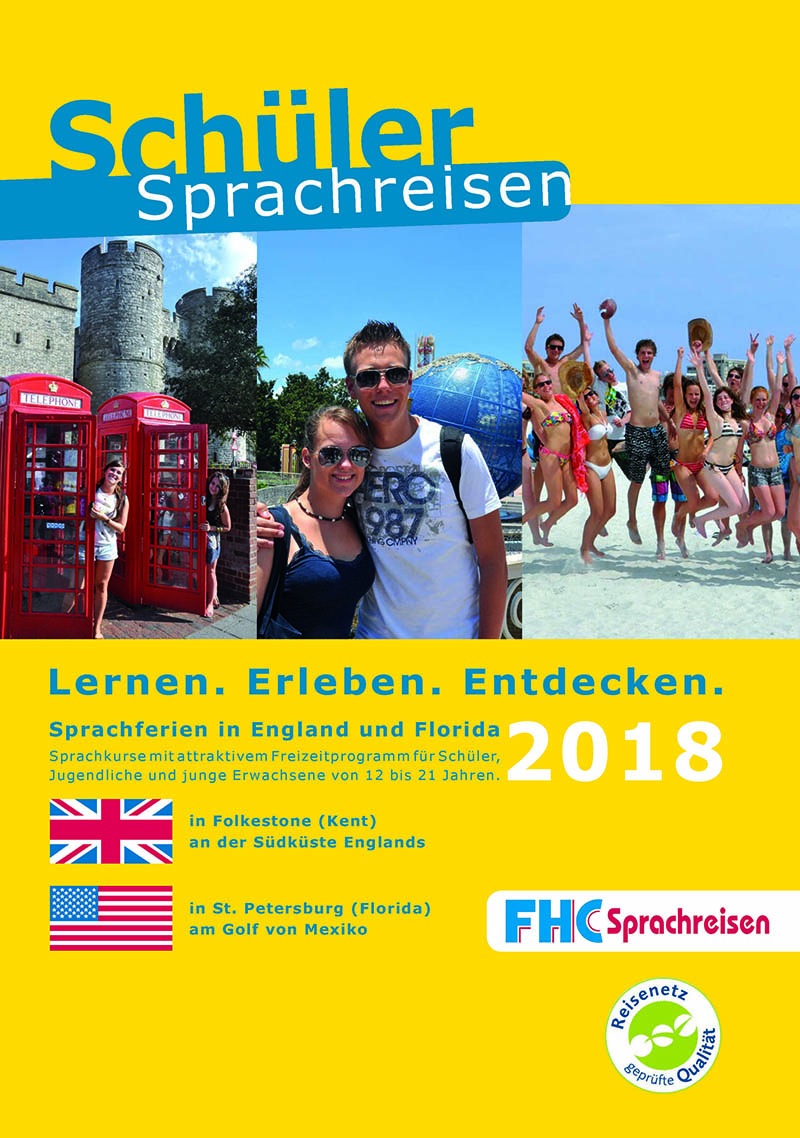 FHC Sprachreisen - England und USA