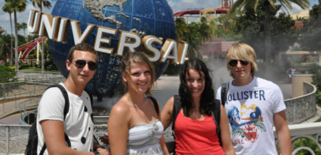 FHC Sprachreisen - Florida / USA - Universal 3