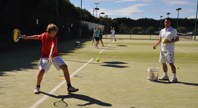 FHC Sprachreisen - England Tenniscamp
