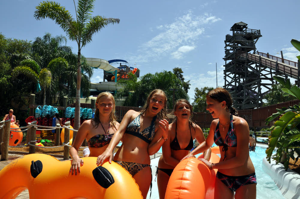 FHC Sprachreisen - Florida / USA - Adventure Island