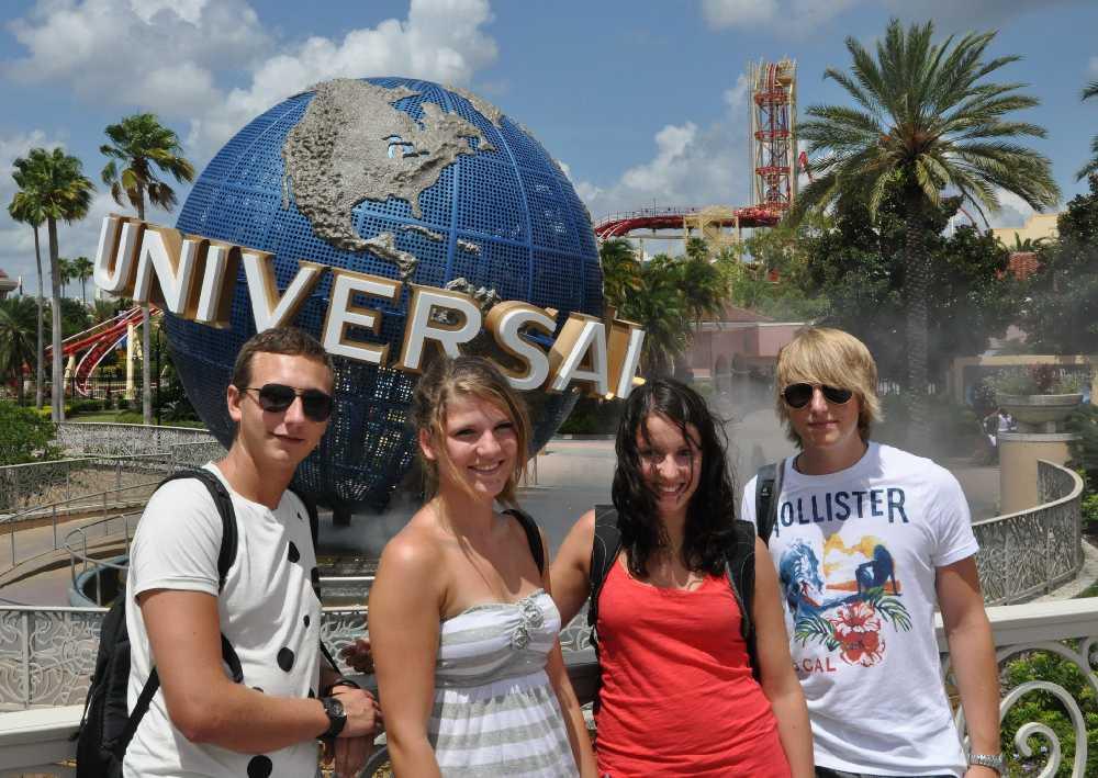 FHC Sprachreisen - Florida / USA - Universal Studios
