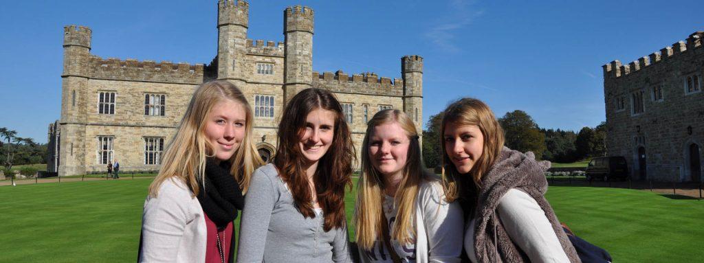 FHC Sprachreisen - England, Leeds Castle 2