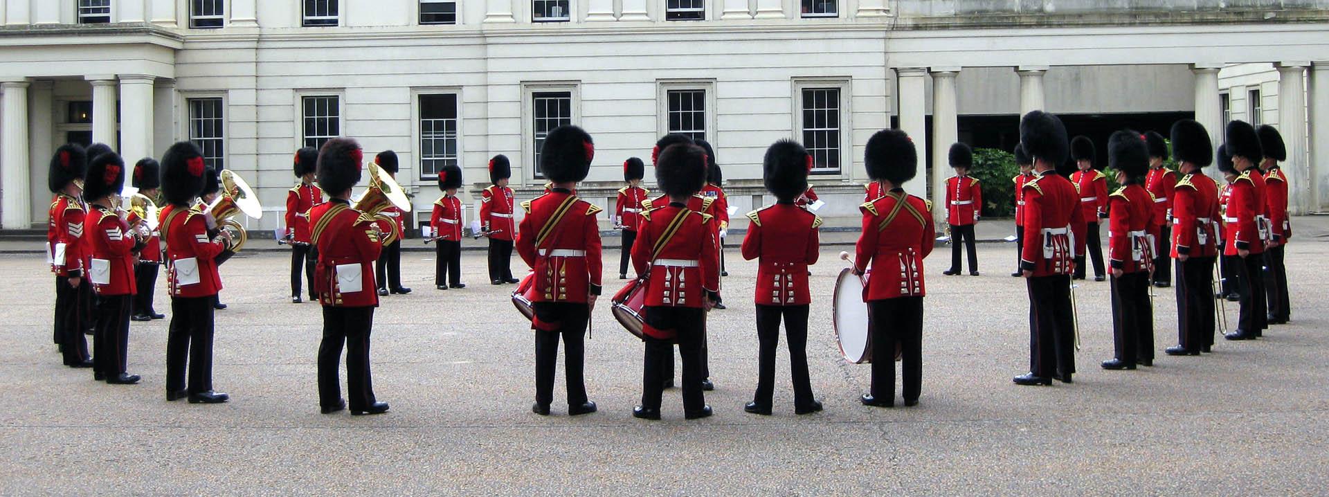 FHC Sprachreisen - England, London - Garde