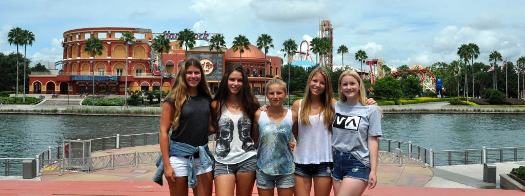 FHC Sprachreisen - Universal Studios, Florida USA - Hard Rock