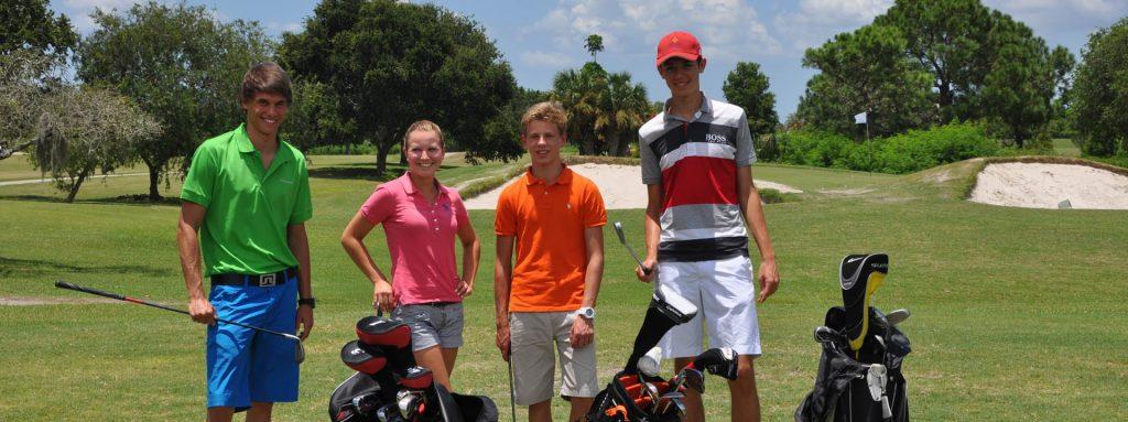 FHC Sprachreisen - Florida / USA - Golfcamp