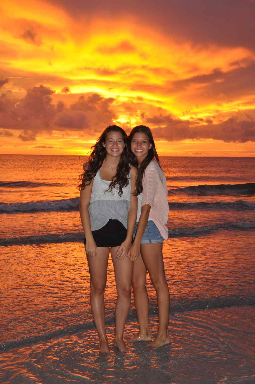 FHC Sprachreisen - St. Pete Beach Florida / USA - Sunset