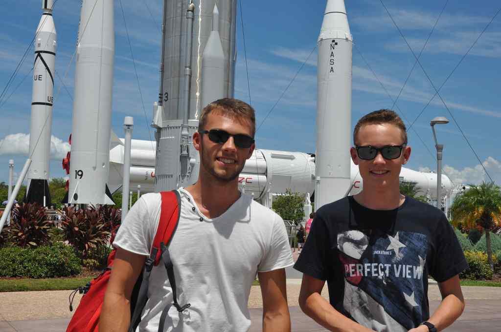 FHC Sprachreisen - Capa Canaveral Florida / USA 2