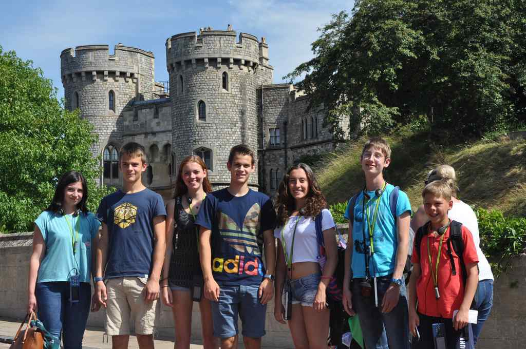 FHC Sprachreisen - Windsor Castle