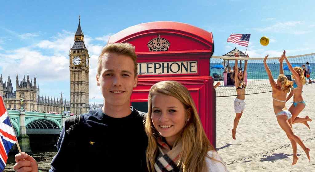 FHC Sprachreisen nach England und Florida / USA - speziell für Schüler