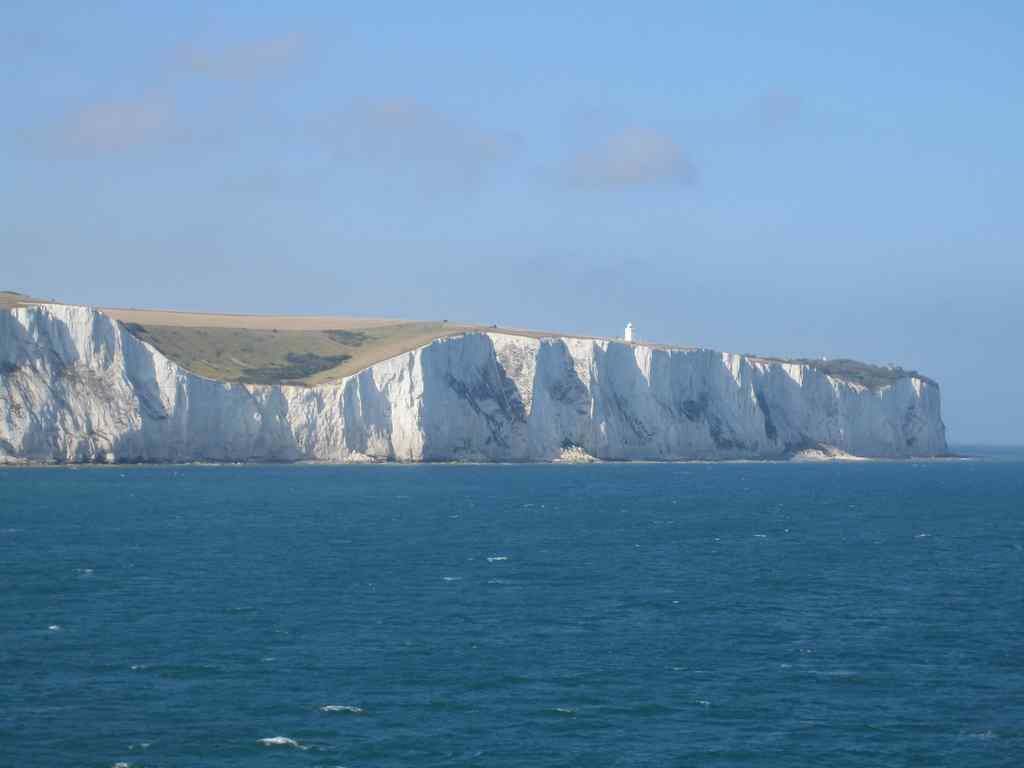 FHC Sprachreisen - Klippen Dover, England