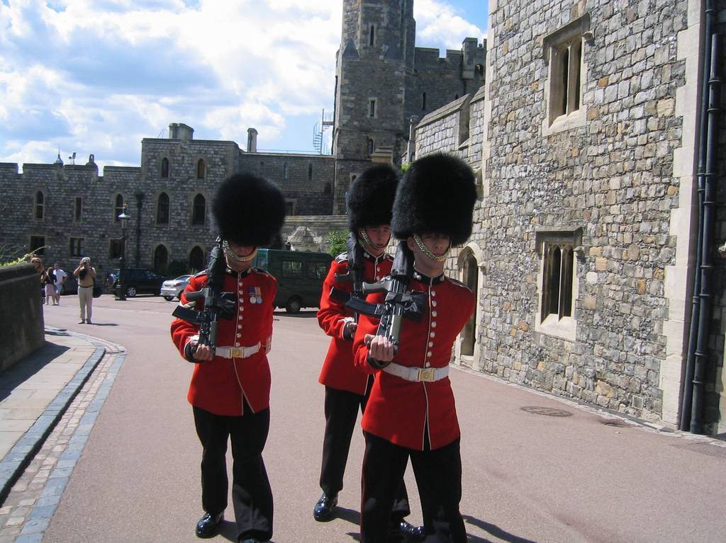 FHC Sprachreisen - Windsor Castle 3
