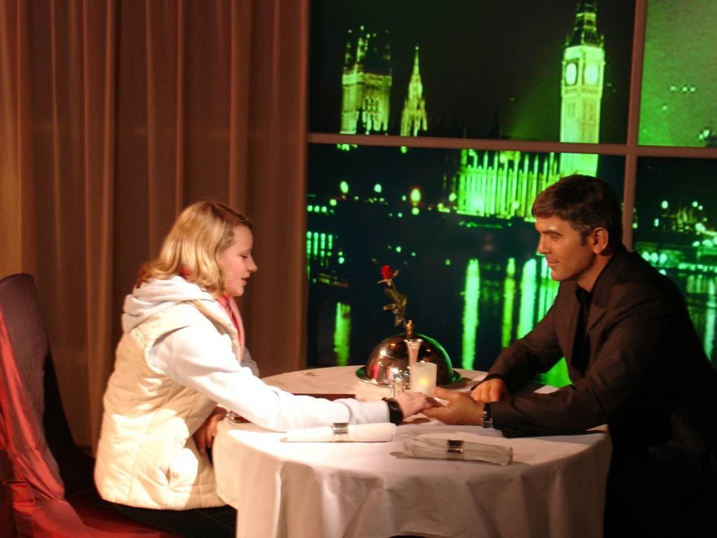 FHC Sprachreisen - Madame Tussauds London 4
