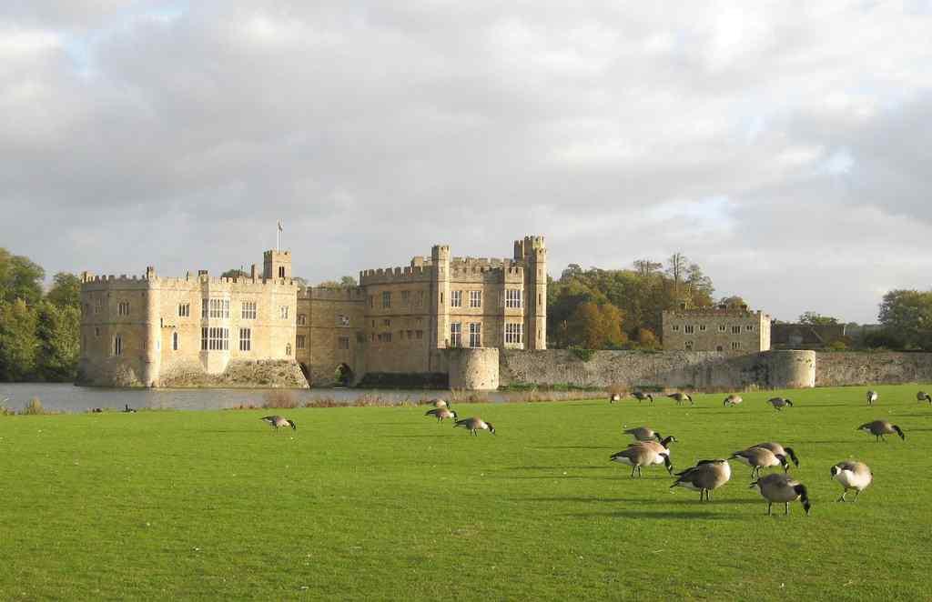 FHC Sprachreisen - Leeds Castle 10