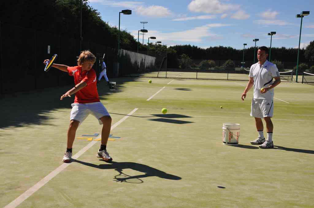 FHC Sprachreisen - Tennis Camp 1