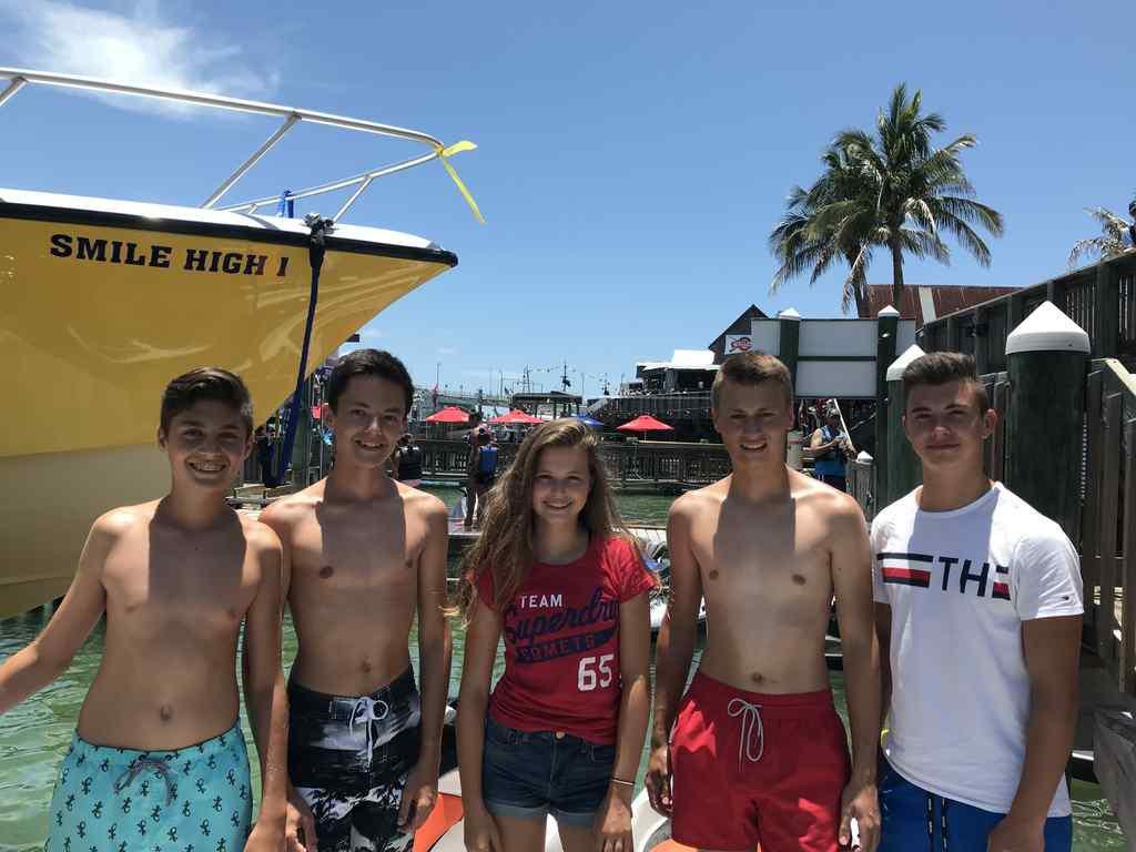 FHC Sprachreisen - Jet Ski Florida USA 5
