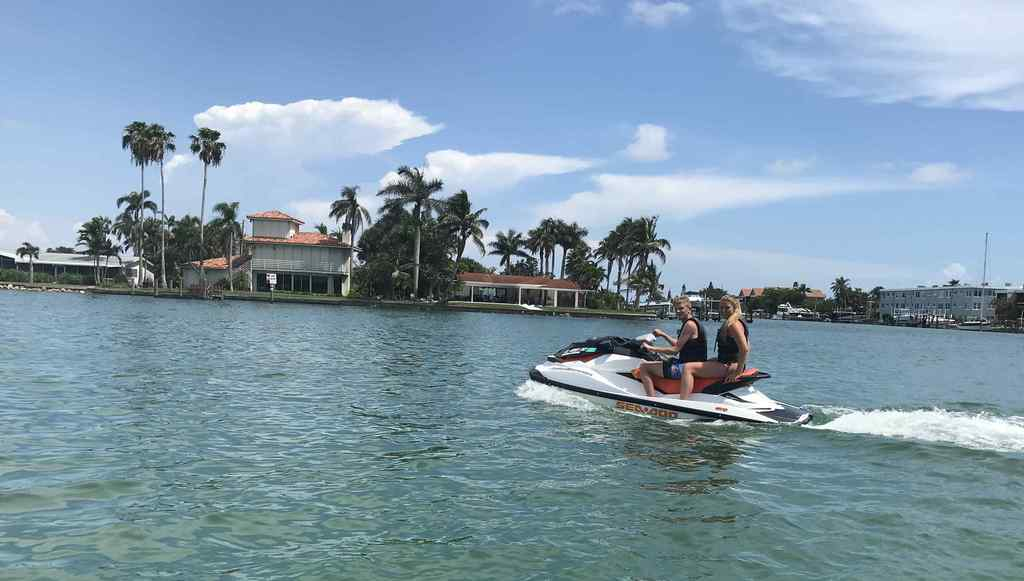 FHC Sprachreisen - Jet Ski Florida USA
