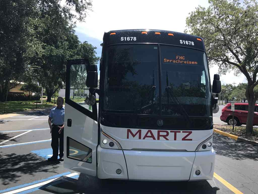 FHC Sprachreisen - Bus