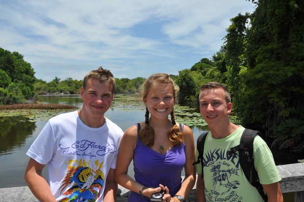 FHC Sprachreisen - Florida USA Boyd Hill Nature Park