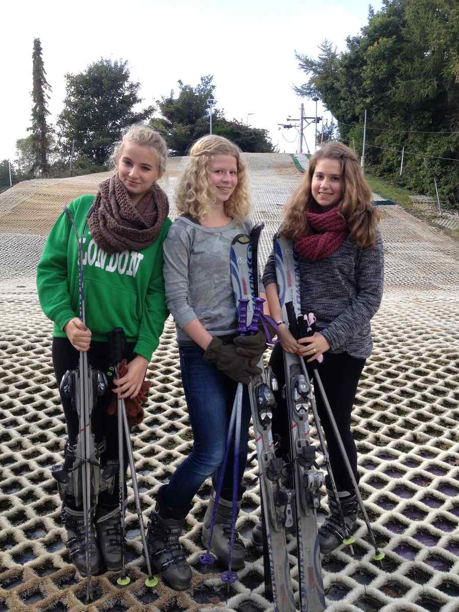 FHC Sprachreisen - Skifahren in Folkestone England