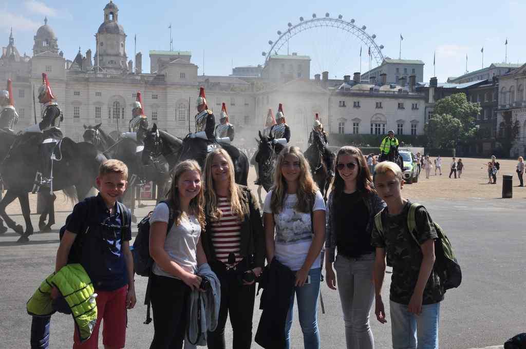 FHC Sprachreisen - London Horse Guards