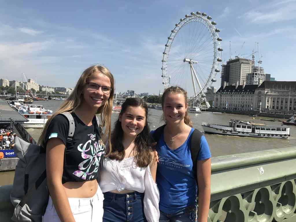 FHC Sprachreisen - London Eye