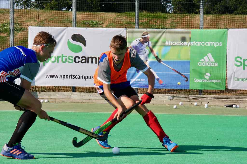 FHC Sprachreisen - Hockey Camp
