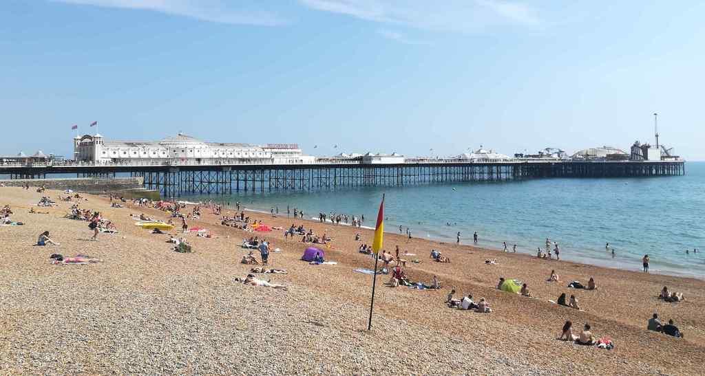 FHC Sprachreisen - Brighton Pier