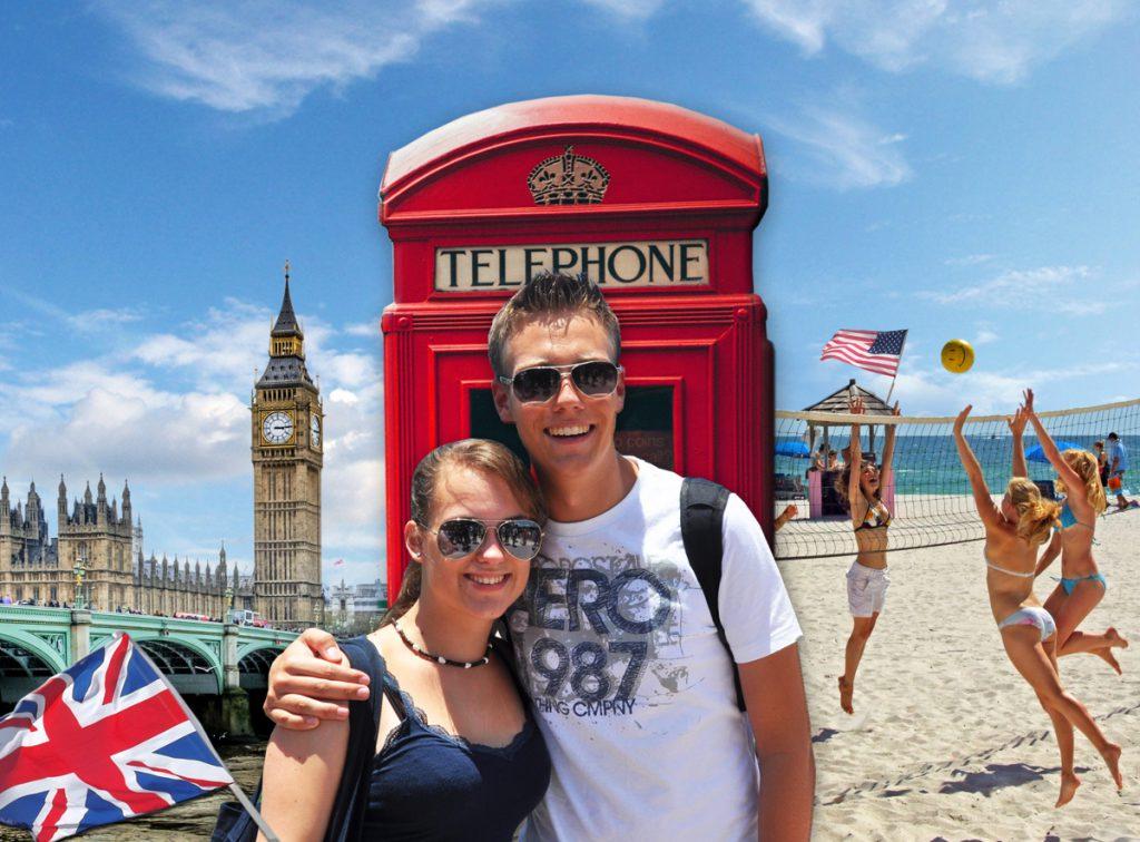 FHC Sprachreisen - Sprachferien in England und Florida
